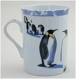 Penguin Mug Set