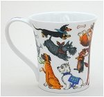 Dogs Galore Jura Mug