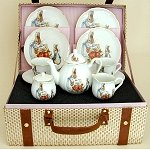 Reutter Porcelain From Germany